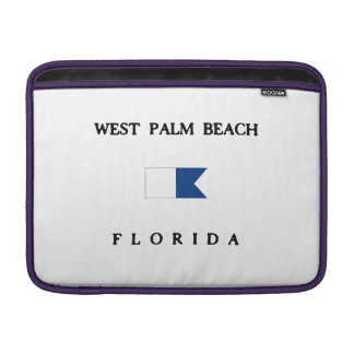 West Palm Beach Sleeve For MacBook Air