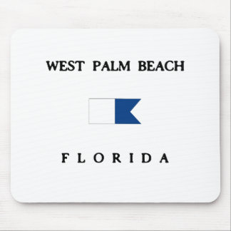 West Palm Beach Mouse Pads