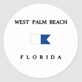 West Palm Beach Stickers