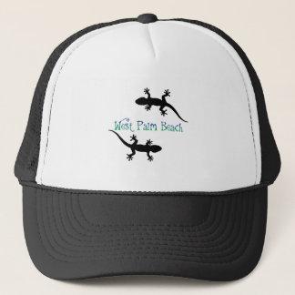 west palm beach trucker hat
