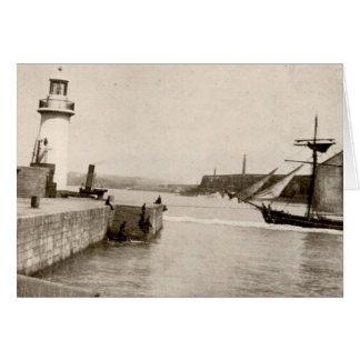 West Pier, Whitehaven Card