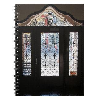 West Portal Foyer Notebook
