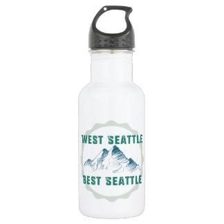 West Seattle=Best Seattle 532 Ml Water Bottle