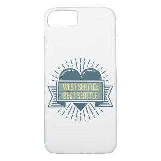 West Seattle - Best Seattle iPhone 7/8 phone case