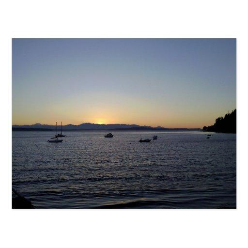 West Seattle Postcard
