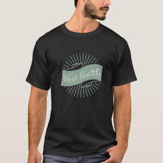 West Seattle pride shirt