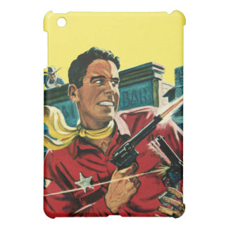 West Sheriff iPad Speck Case iPad Mini Cover