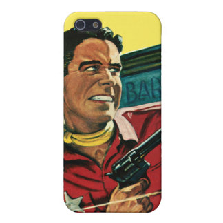 West Sheriff iPhone Speck Case iPhone 5/5S Covers