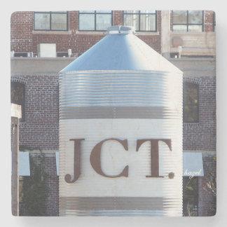 West Side, JCT,  Atlanta Marble Coasters