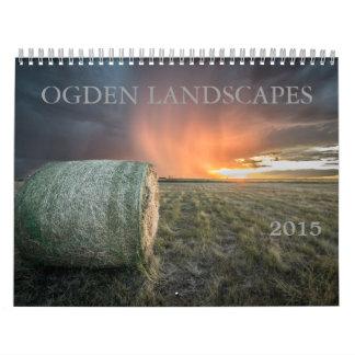 West Texas Landscape Calendar