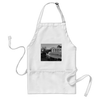 West Village Rooftops and Streets, New York City Standard Apron