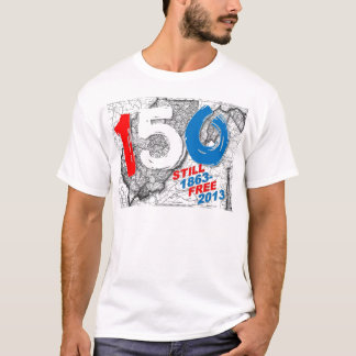 West Virginia 150th anniversary T-Shirt