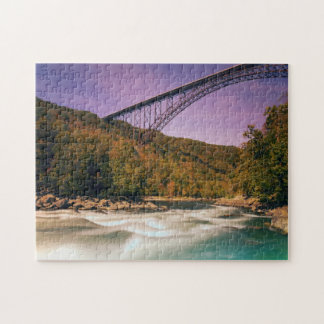 West Virginia, Babcock State Park Jigsaw Puzzle