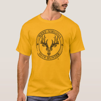 West Virginia Deer Hunter T-Shirt