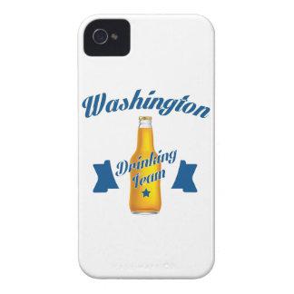 West Virginia Drinking team Case-Mate iPhone 4 Cases
