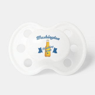 West Virginia Drinking team Pacifier