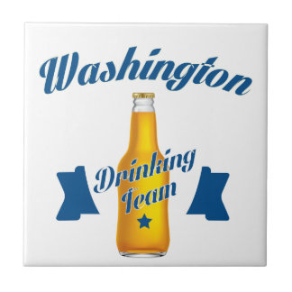 West Virginia Drinking team Tile