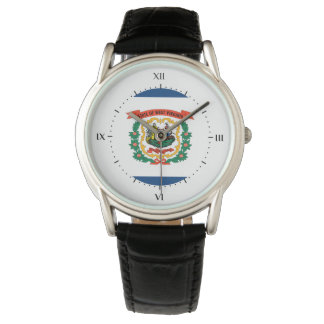 West Virginia flag, American state flag Watch