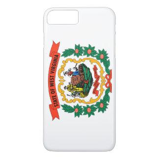 West Virginia Flag iPhone 8 Plus/7 Plus Case