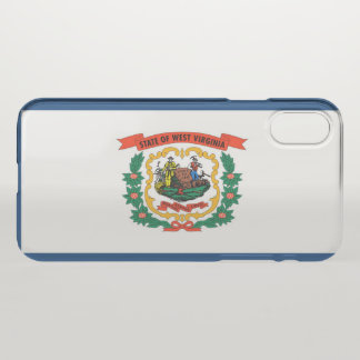 West Virginia flag iPhone X Case