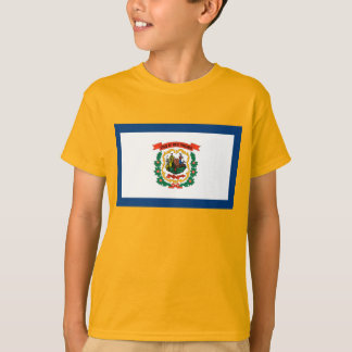 West Virginia Flag T-Shirt