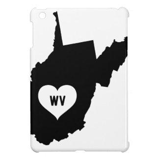 West Virginia Love iPad Mini Covers