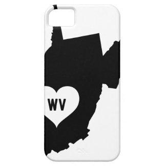 West Virginia Love iPhone 5 Cases
