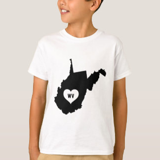 West Virginia Love T-Shirt
