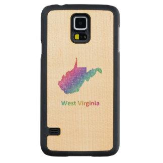 West Virginia Maple Galaxy S5 Case