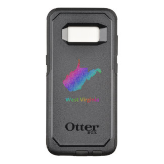West Virginia OtterBox Commuter Samsung Galaxy S8 Case