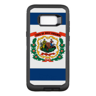 West Virginia OtterBox Defender Samsung Galaxy S8+ Case