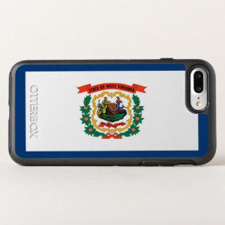 West Virginia OtterBox Symmetry iPhone 8 Plus/7 Plus Case