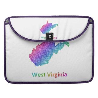 West Virginia Sleeve For MacBook Pro