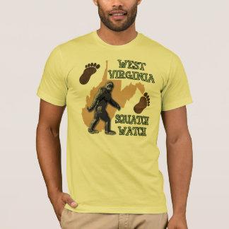 West Virginia Squatch Watch T-Shirt