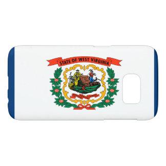 West Virginia State Flag Samsung Galaxy S7 Case
