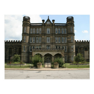 West Virginia State Penitientiary Postcard