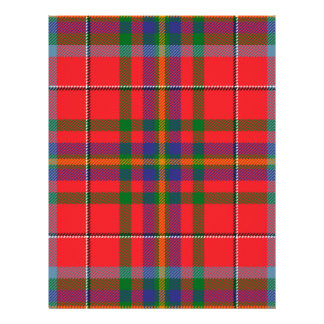 West_Virginia_state_tartan Letterhead