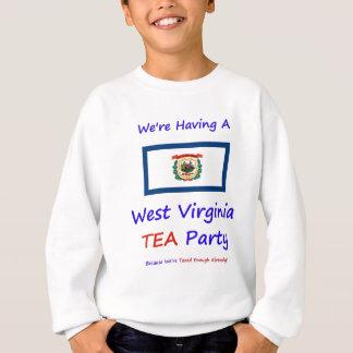 West Virginia TEA Party - Taxed Enough Already! Shirts
