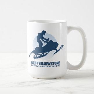 West Yellowstone (SM) Coffee Mug