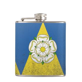 West Yorkshire Hip Flask