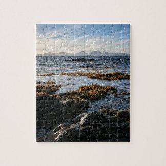Westcoast of Scotland, Isle of Jura Jigsaw Puzzle