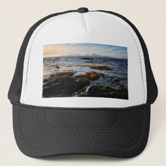 Westcoast of Scotland, Isle of Jura Trucker Hat