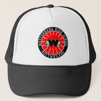 Westerburg High School Rottweilers Trucker Hat