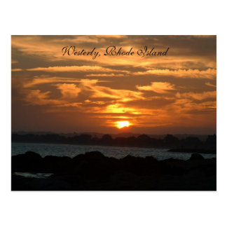 Westerly, Rhode Island Postcard