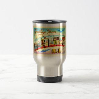 Westerly Rhode Island RI Vintage Travel Souvenir Travel Mug