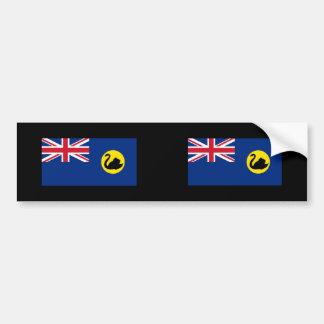 Western Australia, Australia Bumper Sticker