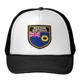 Western Australia Flag Trucker Hat