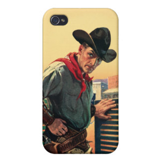 Western Bar Exit iPhone Speck Case Case For The iPhone 4