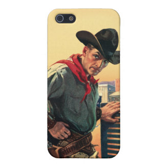 Western Bar Exit iPhone Speck Case iPhone 5/5S Covers