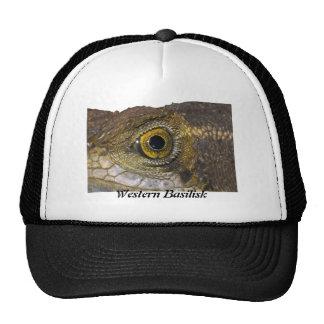Western Basilisk Trucker Hat